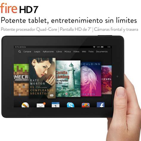 Fire HD 7 de Amazon reacondicionado certificado por 99€