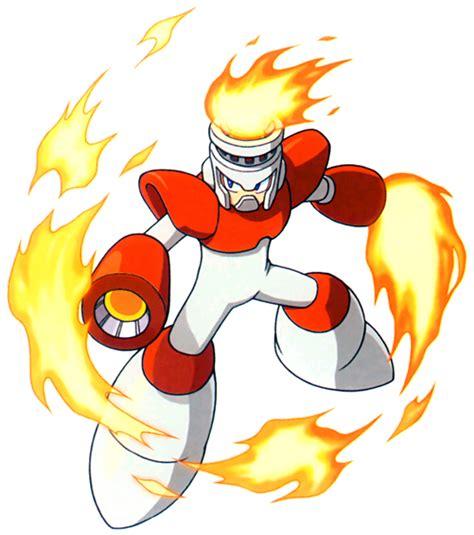 Fire Man - Capcom Database - Capcom Wiki, Marvel vs Capcom ...