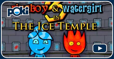 FIREBOY AND WATERGIRL 3 - Juega Gratis en PaisdelosJuegos.es!