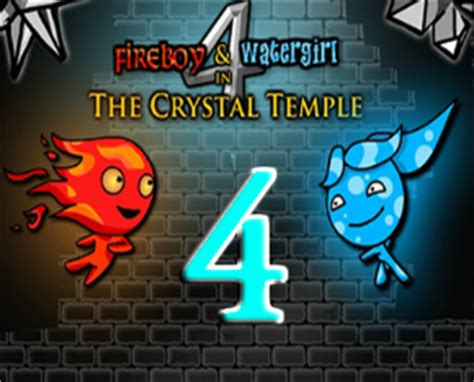 Fireboy and Watergirl 4: The Crystal Temple | Juegos Friv