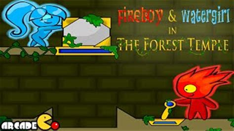 FireBoy and WaterGirl: The Forest Temple - Juega gratis ...