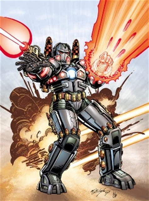 Firepower | Iron Man Wiki | Fandom powered by Wikia