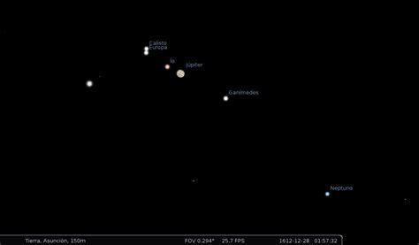 Firmamento Austral: Planeta Galileano