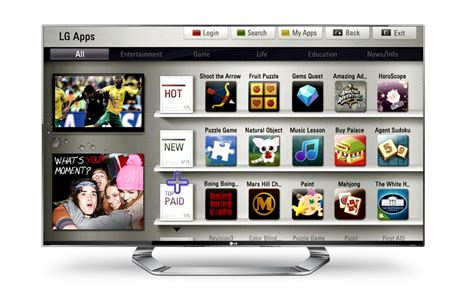 First European Connected TV Campaign on LG Smart TVs Goes ...