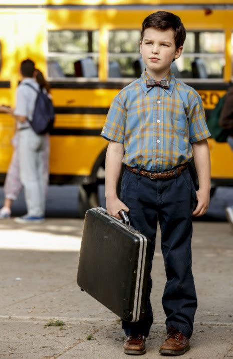 First Look at 'Big Bang Theory' Spinoff 'Young Sheldon ...