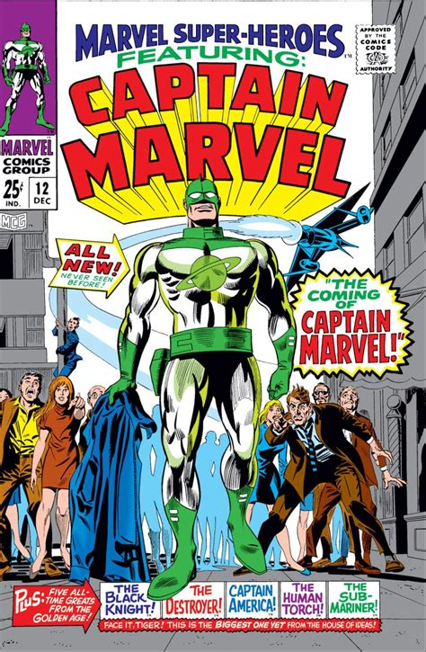 First look at Captain Marvel's movie costume isn't what ...