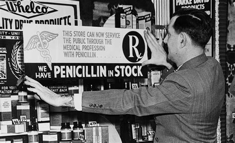 First Penicillin Gallery