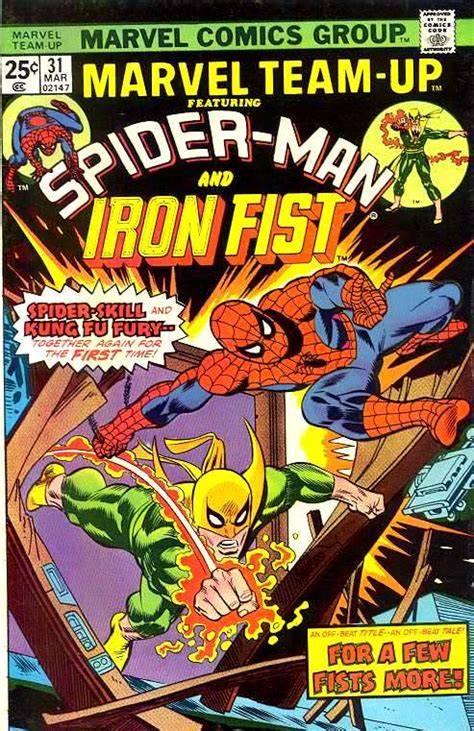 First Publications: Letter to Marvel Team-Up | my bad side