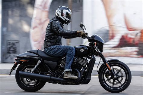 First ride: Harley Davidson Street 750 r... | Visordown