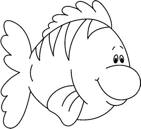 Fish Clip Art Black And White   Clipart Panda   Free ...