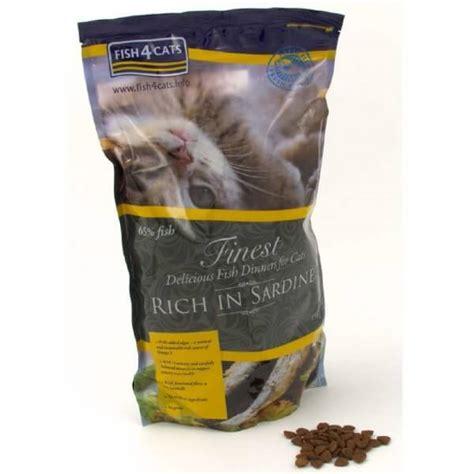 Fish4cats pienso para gatos Sardinas