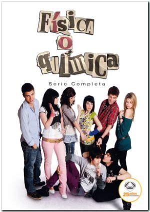 FÍSICA O QUÍMICA: SERIE COMPLETA (DVD) de - 8421394546301 ...