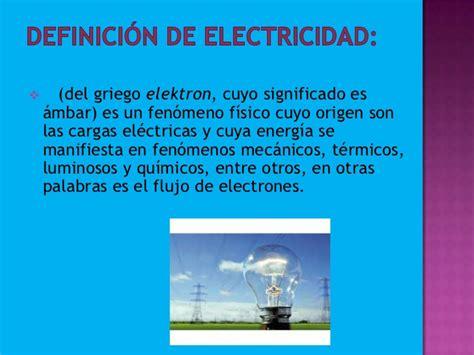 Fisica - Unidad 1: Electricidad
