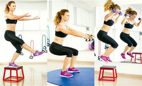 Fitness en casa: ejercicios quemagrasas