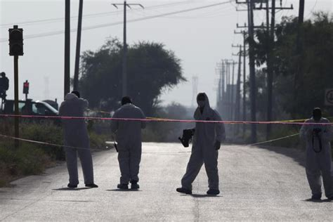 Five Found Shot To Death In Mexico City Apartment