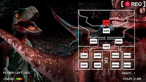 Five Nights at Jurassic World Descarga APK   Gratis Acción ...