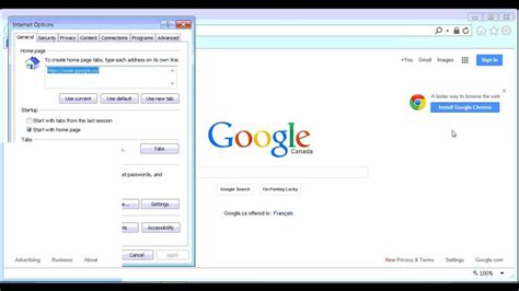 Fix Internet Explorer Blank or Empty Window   Nothing ...