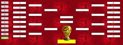Fixture Excel Mundial Rusia 2018 editable - Deportes ...