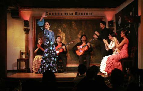 Flamenco Madrid. History of Corral Morería, tablao ...