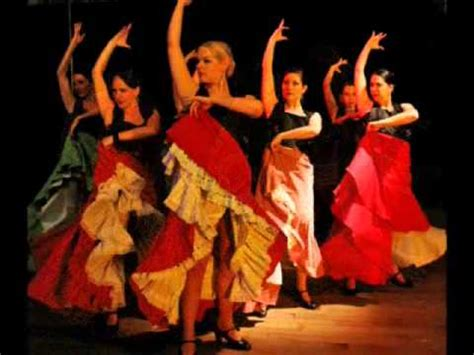 Flamenco Spanish Guitar Music  Excellent Colors of Spain ...