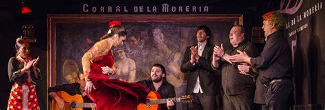 Flamenco y cena en El Corral de la Morería, Madrid