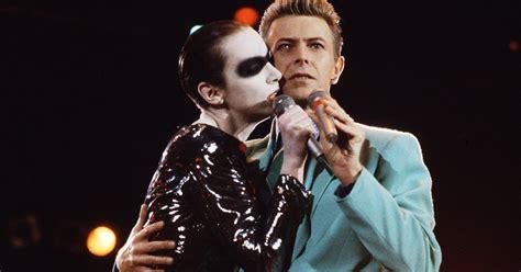 Flashback: See Bowie, Metallica at Freddie Mercury Tribute ...