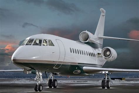 Fleet: Falcon 900. Depart on your schedule