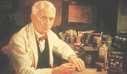 Fleming descubre la Penicilina   Historia