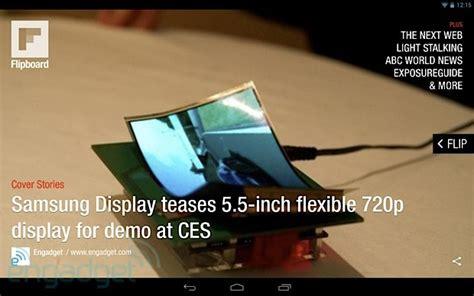 Flipboard pisa el acelerador en los tablets Android, ahora ...