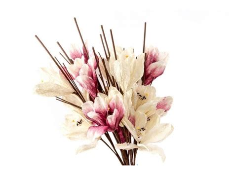 Flor Artificial de Tela 100 Cm