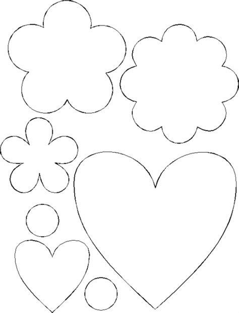 Flor en foami patron   Imagui | PATRONES | Pinterest ...