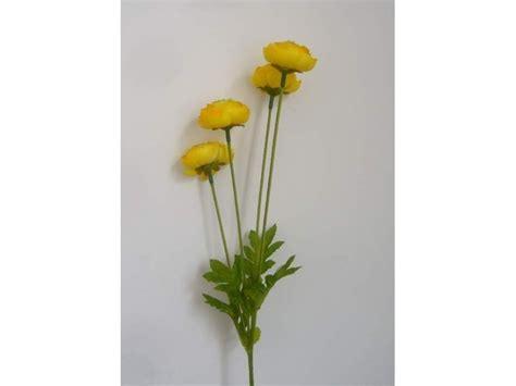 Flores Artificiales de Tela 60 cm