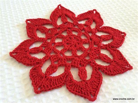 Flores de Crochê   Veja +30 Modelos Com Passo a Passo