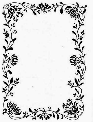Flores: Marcos, Toppers o Etiquetas para Imprimir Gratis ...