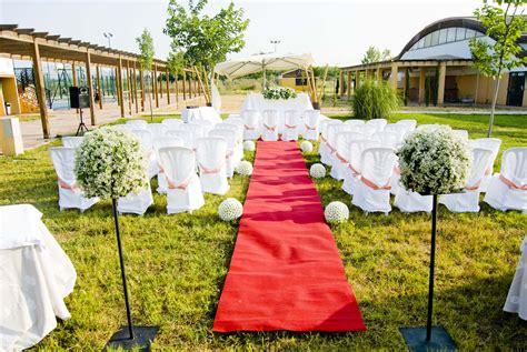 Flores para bodas-decoración de boda civil by Anna Wedding