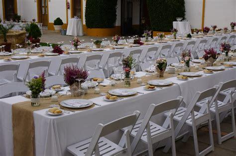 Flores para mesas de boda   Flores en el Columpio