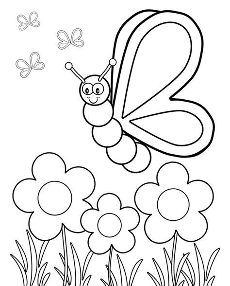 Flores para Pintar Imprimir y Regalar