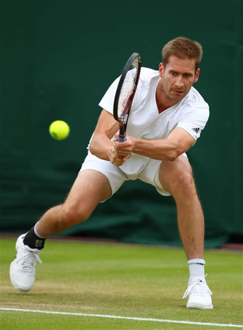 Florian Mayer in Day Three: The Championships   Wimbledon ...