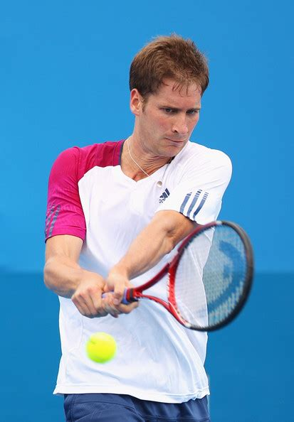 Florian Mayer Pictures   Medibank International 2011   Day ...