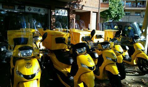 Flota de motos de Reparto   Motos Fabregas