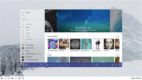 Fluent Design System de Windows 10 es espectacular   Taringa!