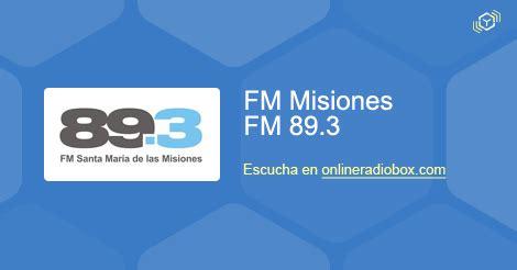 FM Misiones en Vivo - 89.3 MHz, FM, Posadas, Argentina ...