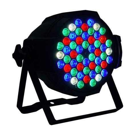 FOCO LED PAR 64 RGBW