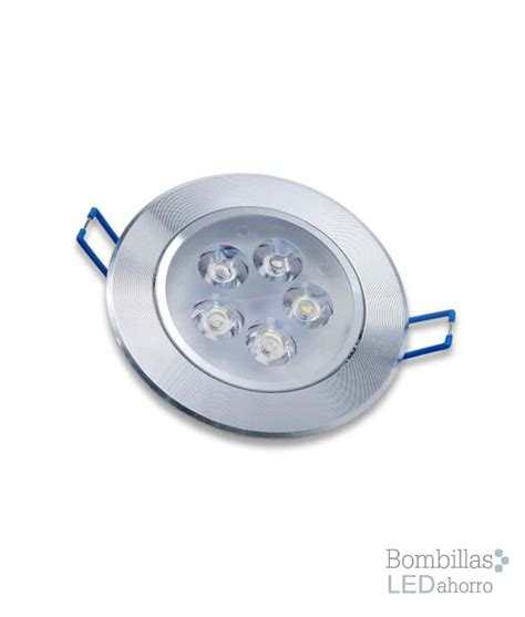 Foco techo LED 5W - Bombillas Led Ahorro