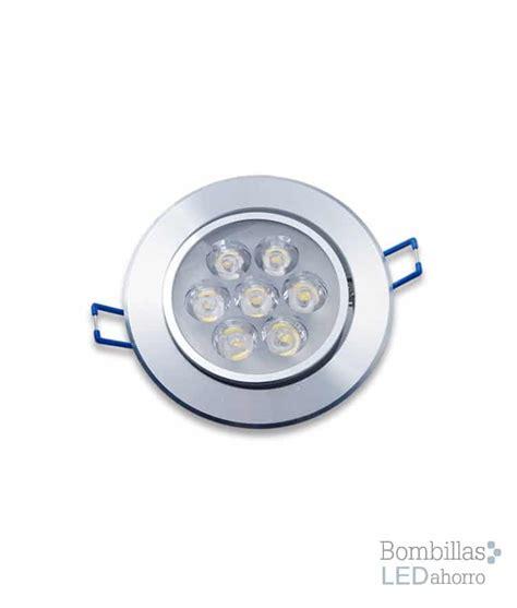 Foco techo LED 7W - Bombillas Led Ahorro
