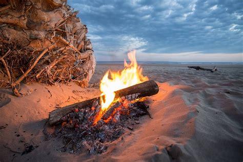 Fogata Fuego Playa · Foto gratis en Pixabay