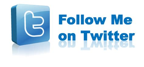 Follow Me On Twitter Png | www.imgkid.com   The Image Kid ...