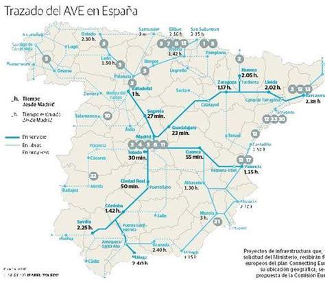 Fomento deja otra vez sin fondos europeos al AVE de Almería