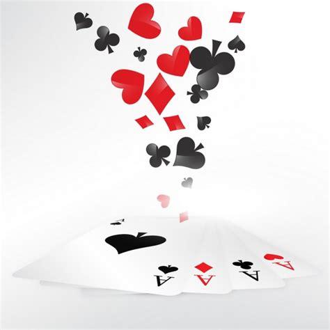 Fondo de juego de cartas | Descargar Vectores gratis