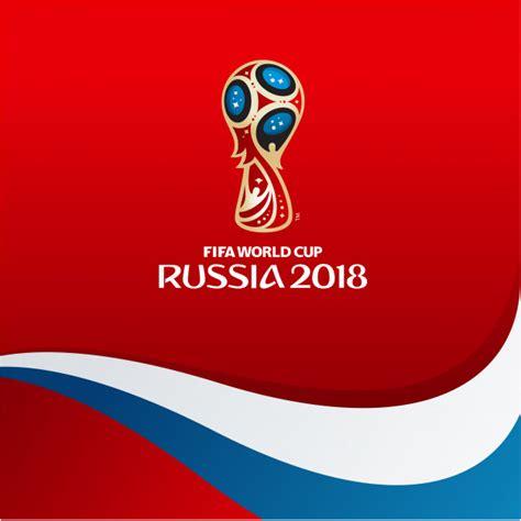 Fondo de logotipo de la copa mundial de la fifa rusia 2018 ...